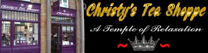 christy's tes shoppe