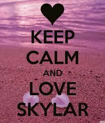 love skylar