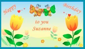 SuzanneBirthday