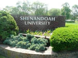 shenadoah university