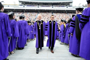 2013 Northwestern Graduation Ceremonies