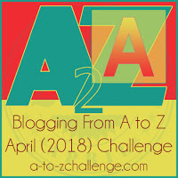 #AtoZchallenge 2018 A is for Amazing Alphabet Team